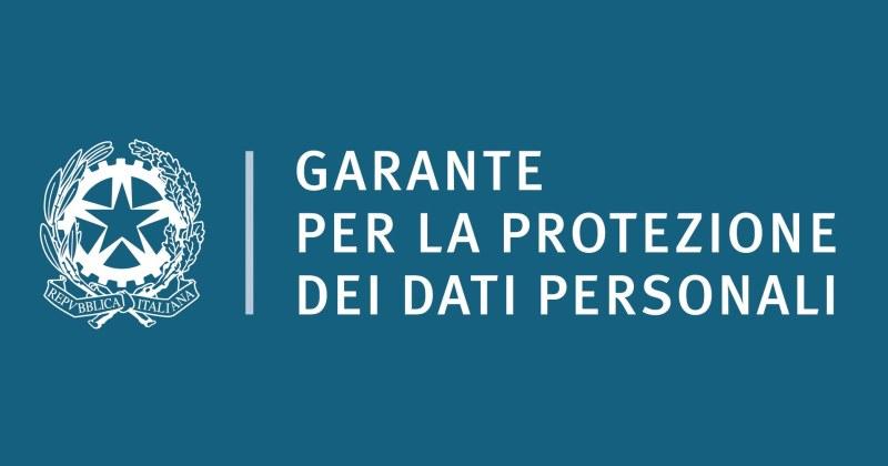 Il Garante della Privacy - Gdpr - Reg. UE 679/2016